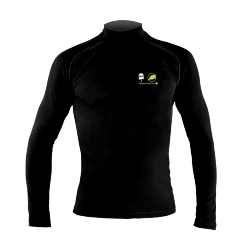 "Base Layer ""Tournette"" Black/White"