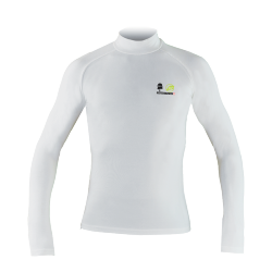 "Base Layer ""Tournette"" White/Black"