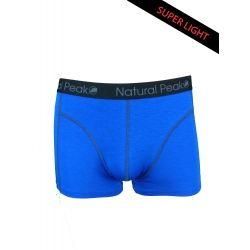 """Boxer « DRU » Manner Blau  - Der Männerboxer """"Dru"""" von Natural Peak®  96% Eukalyptus-Faser!  Die Hochleistungs-Boxershorts biet"""