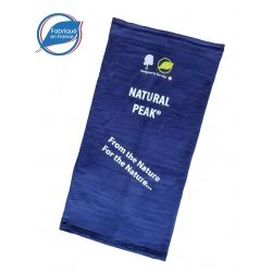 """Adult neck tube """"Roc de Boeufs"""" Blue Navy  - """"Roc des Bœufs"""" Adult neck tube Made in France !  For ethical reasons, we want to"""