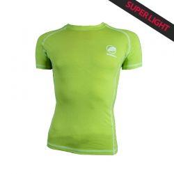 Tee-shirt « CHARVIN » Homme Vert Lime  - Le Tee-shirt homme « Charvin » de Natural Peak® 96% Fibres d'Eucalyptus !Le tee-shirt l